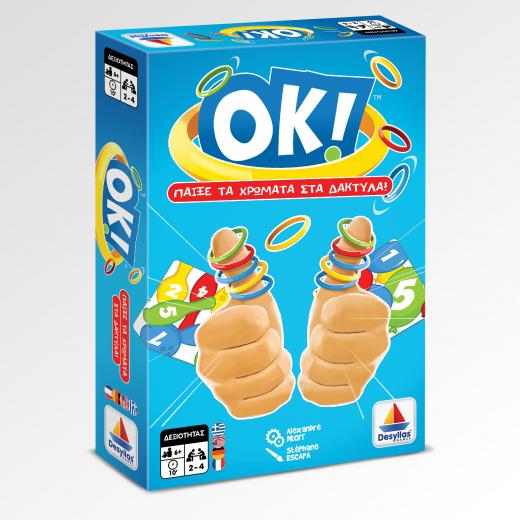 Επιτραπέζιο OK! (520148)