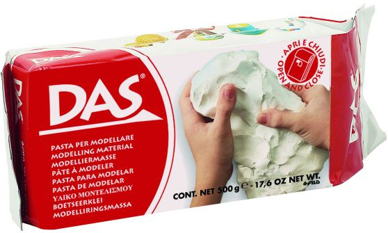 DIA Πηλός Λευκός Das 500gr (000387000)