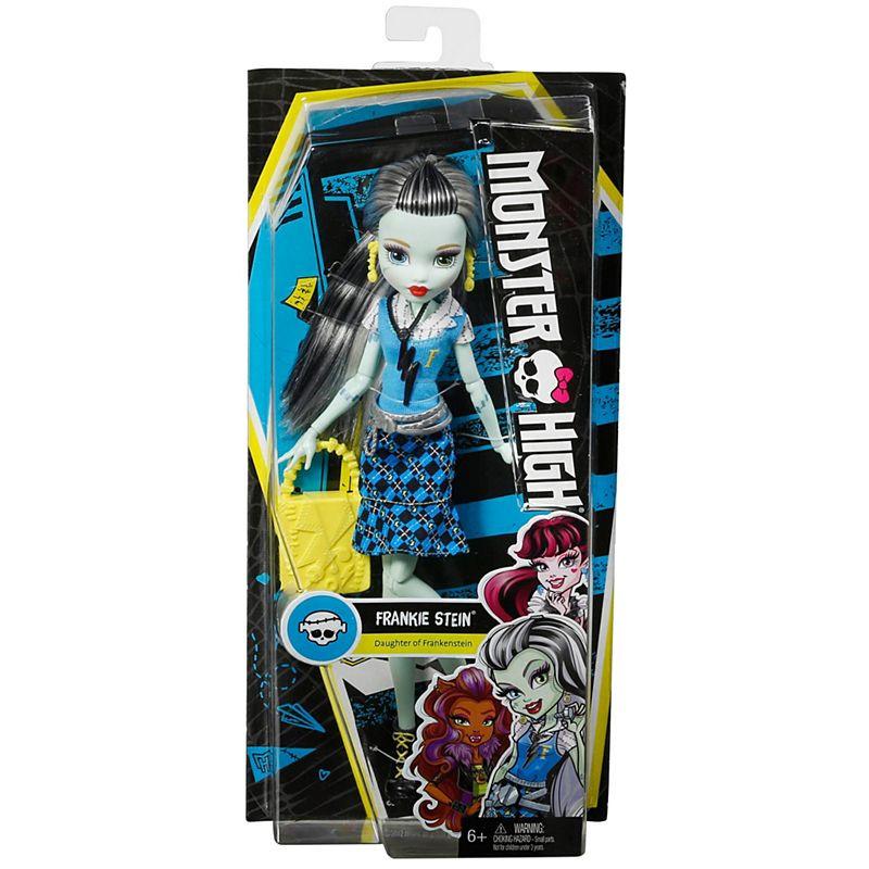 Monster High® First Day of School Frankie Stein®Doll (DNW99)