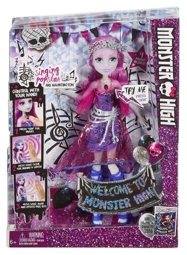 Monster High Αρι Χάντικτον (DYN99)