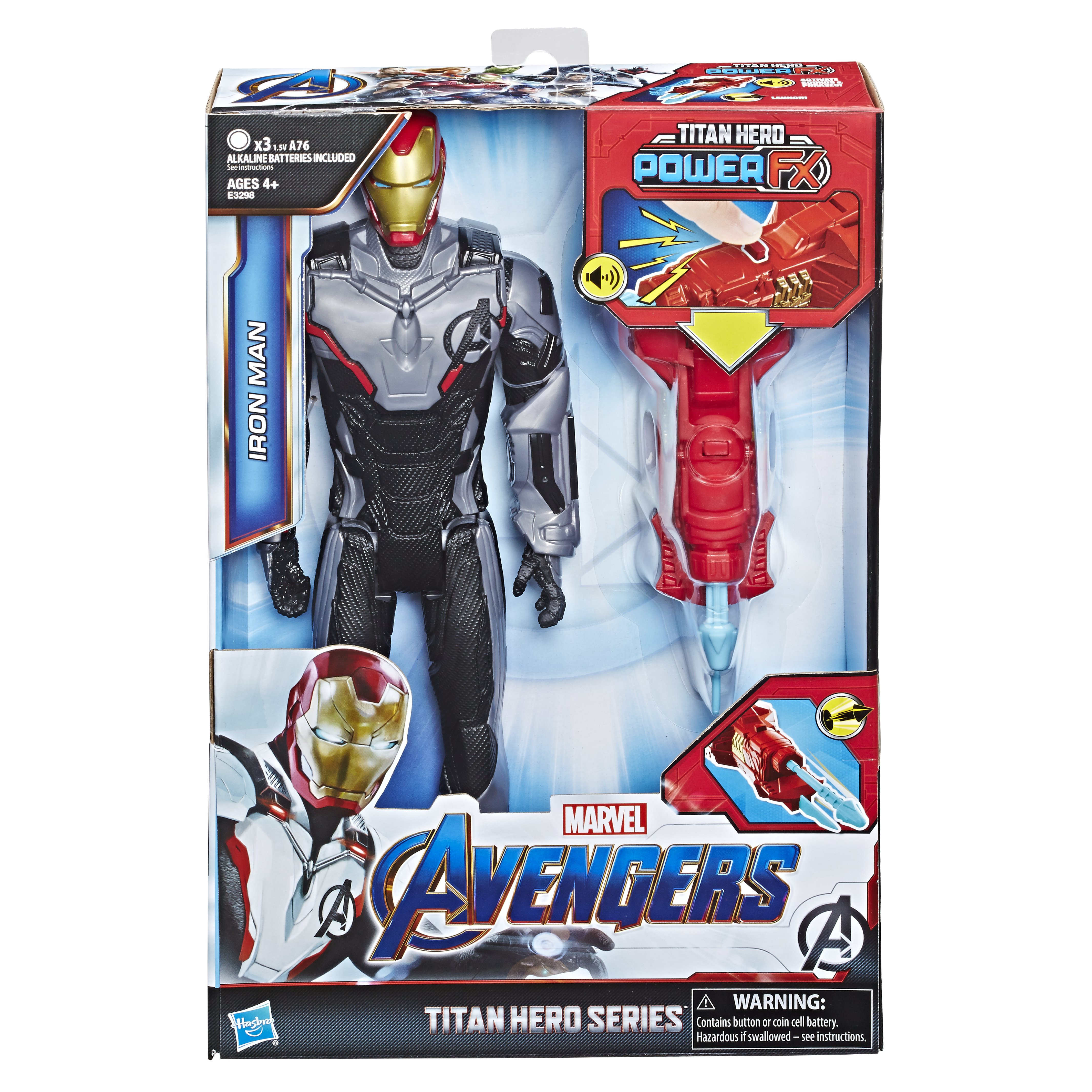 AVN TITAN POWER IRON MAN (HA-E3298EW00)