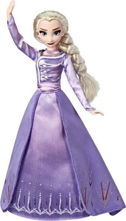 Hasbro Disney Frozen II ΦΙΓΟΥΡΕΣ DELUXE ELSA (E5499)
