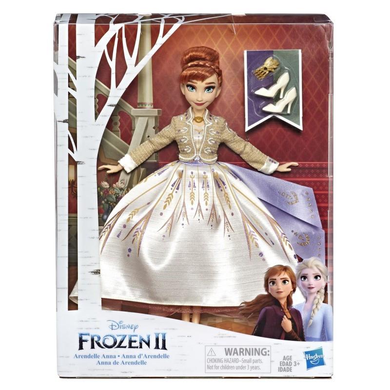 Hasbro Disney Frozen II ΦΙΓΟΥΡΕΣ DELUXE ANNA (E5499)