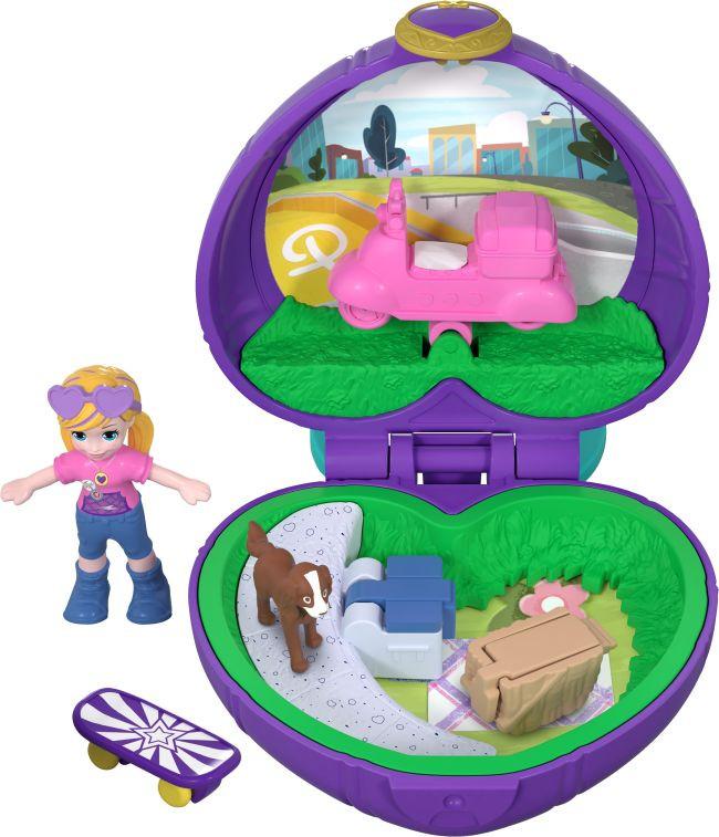 Polly Pocket Polly Mini Σετάκια-4 Σχέδια (GCD62)