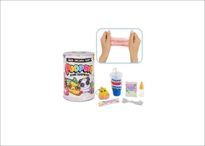 Poopsie - Λαμπερό Slime Έκπληξη (PPE01001)