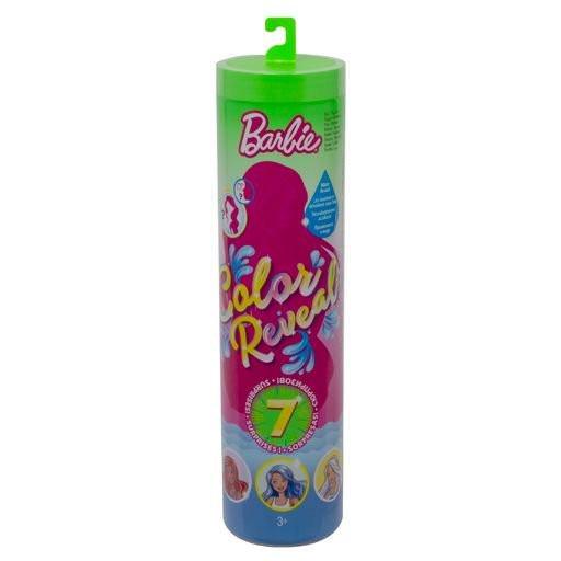 Barbie Color Reveal W2-1Τμχ (GTP41)