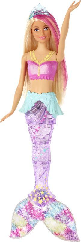 Barbie Γοργόνα Μαγική Ουρά (GFL82)