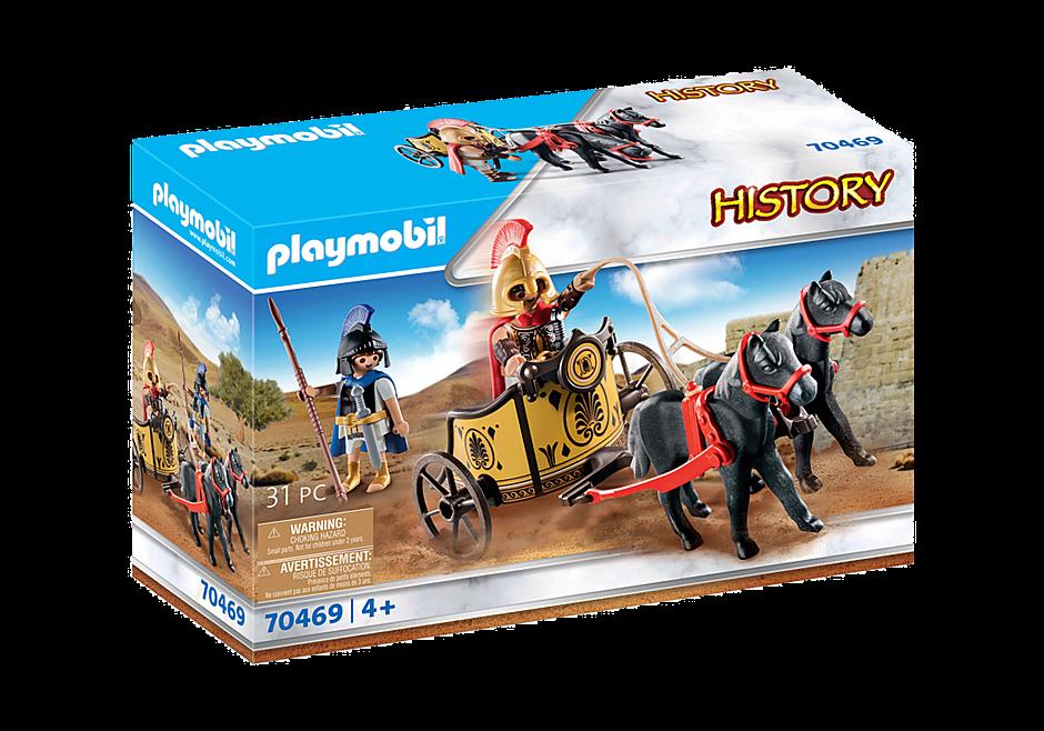 Playmobil Ο Αχιλλέας και ο Πάτροκλος 70469