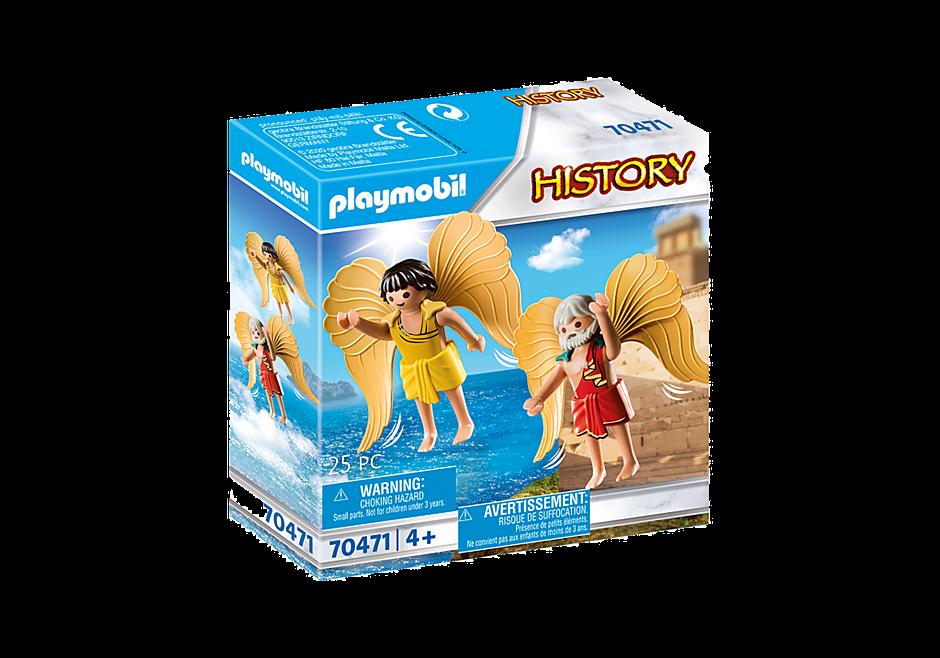 Playmobil Ο Δαίδαλος και ο Ίκαρος 70471