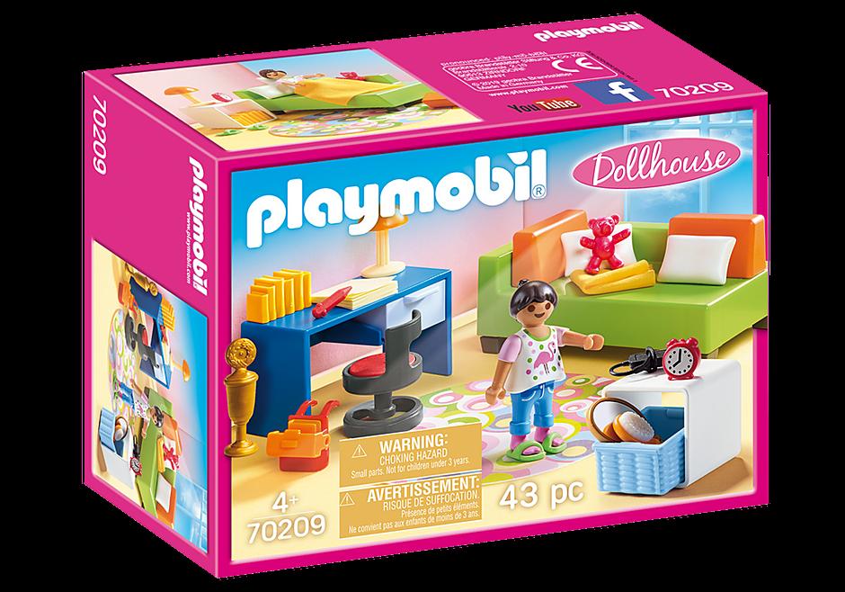 Playmobil Εφηβικό Δωμάτιο 70209