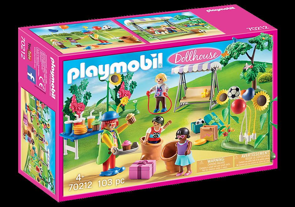 Playmobil Παιδικό Πάρτυ Γενεθλίων 70212