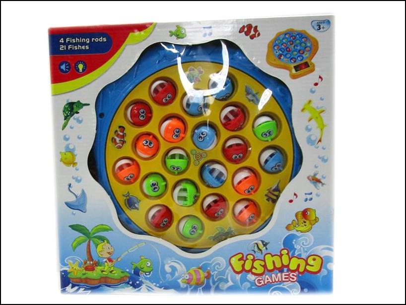 B/O FISHING GAME 31X31cm (678)