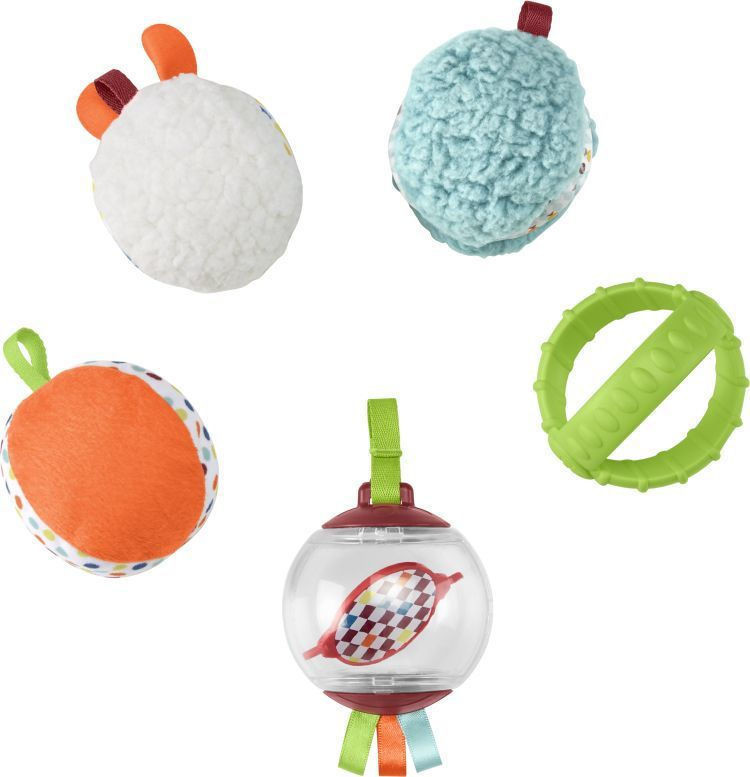 Fisher Price Μαλακές μπάλες δραστηριοτήτων (fxc32)