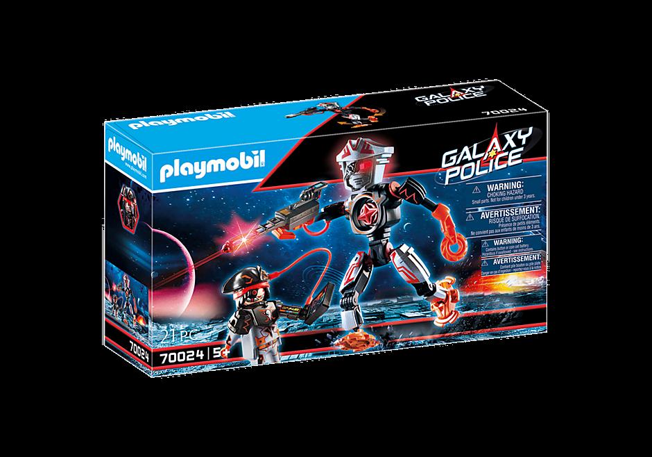 Playmobil Galaxy Pirate και ρομπότ 70024