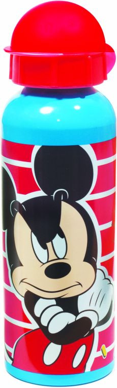 GIM Παγούρι Αλουμινίου Mickey 520ml (553-53232)
