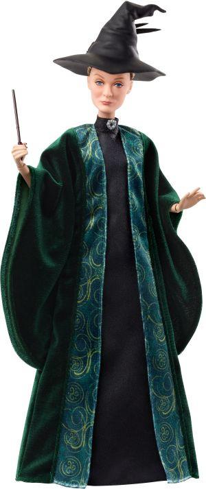 Harry Potter - Professor McGonagall Συλλεκτική Κούκλα (29 εκ.) - (FYM55)