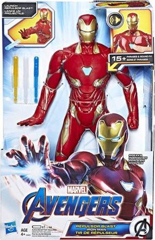 Hasbro Marvel Avengers Feature Figure IRon Man (E4929)