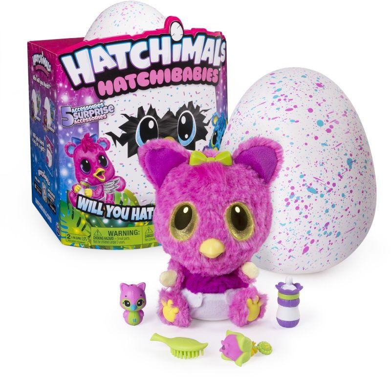 Hatchimals Babies Cheertree - 2 Σχέδια (HAT06000)