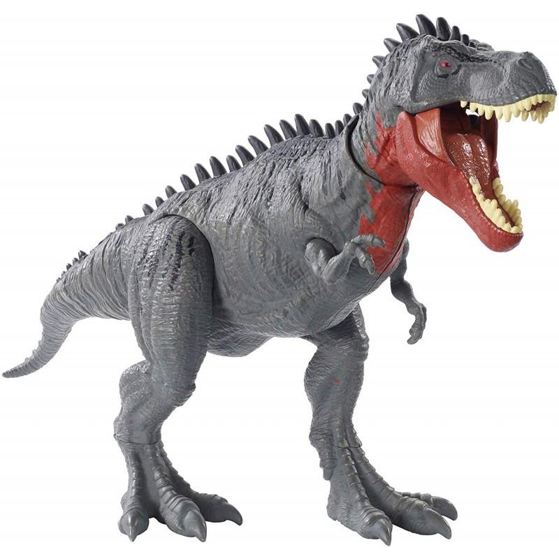 Mattel Jurassic World Massive Biters Tarbosaurus Δεινόσαυρος Με Κινούμεαν Μέλη Και Ήχους GJP32 / GJP33