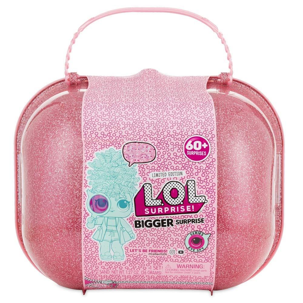 L.O.L. Surprise - Bigger Surprise Μεγάλη Εκπληξομπάλα