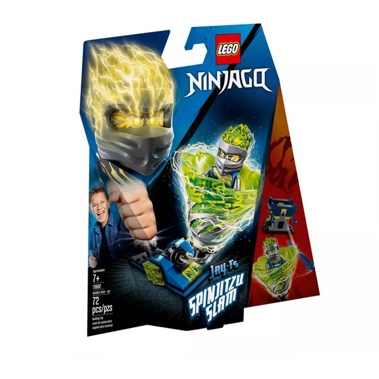 LEGO NINJAGO Spinjitzu Slam-Jay(70682)