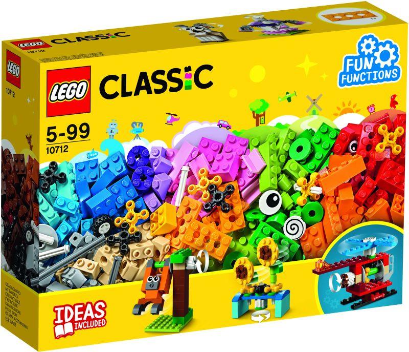 LEGO Classic Bricks and Gears (10712)