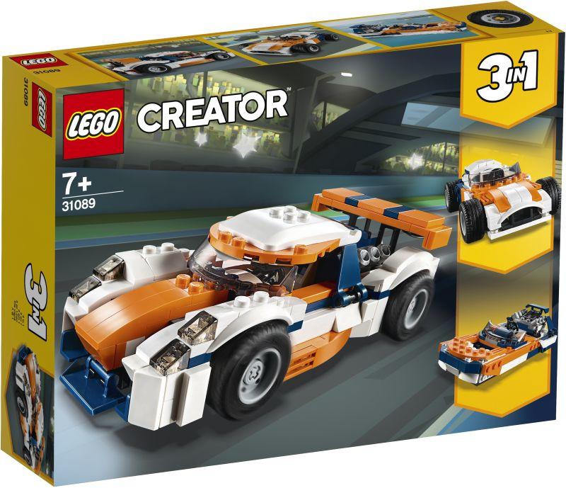 LEGO Creator - Sunset Track Racer (31089)