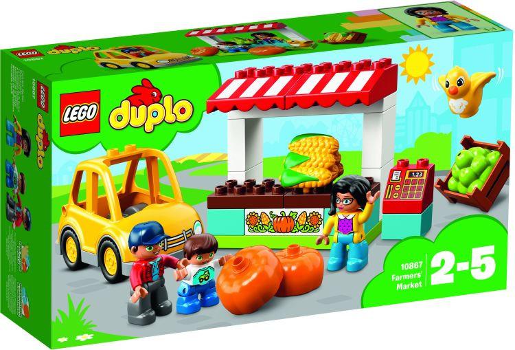LEGO Duplo Farmers' Market (10867)