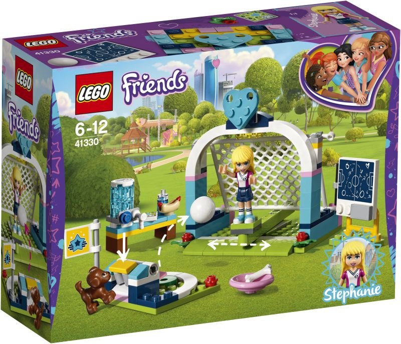 LEGO Friends Stephanie's Soccer Practice (41330)