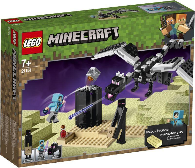 LEGO Minecraft The End Battle (21151)