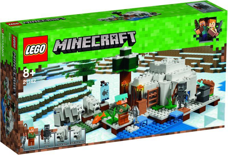 LEGO Minecraft The Polar Igloo (21142)