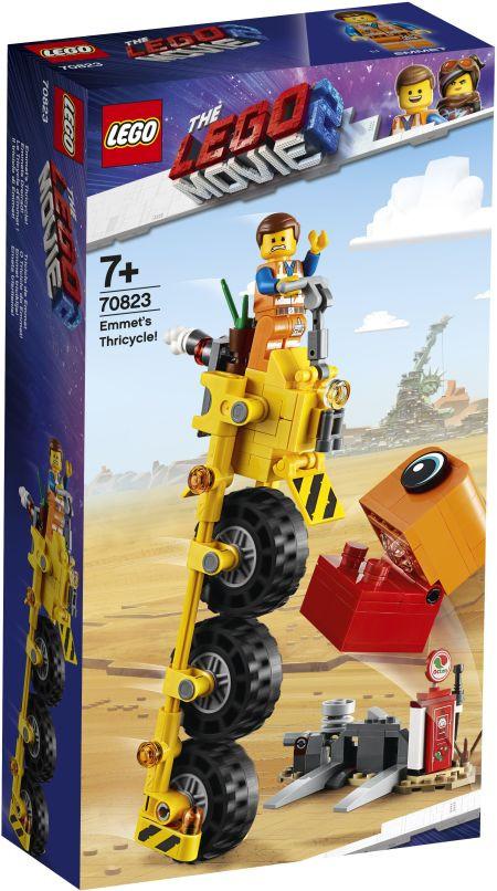 LEGO Movie 2 Emmet's Thricycle! (70823)