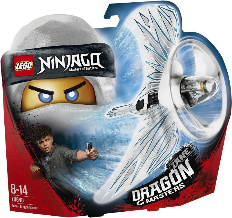 LEGO Ninjago Zane-Dragon Master (70648)