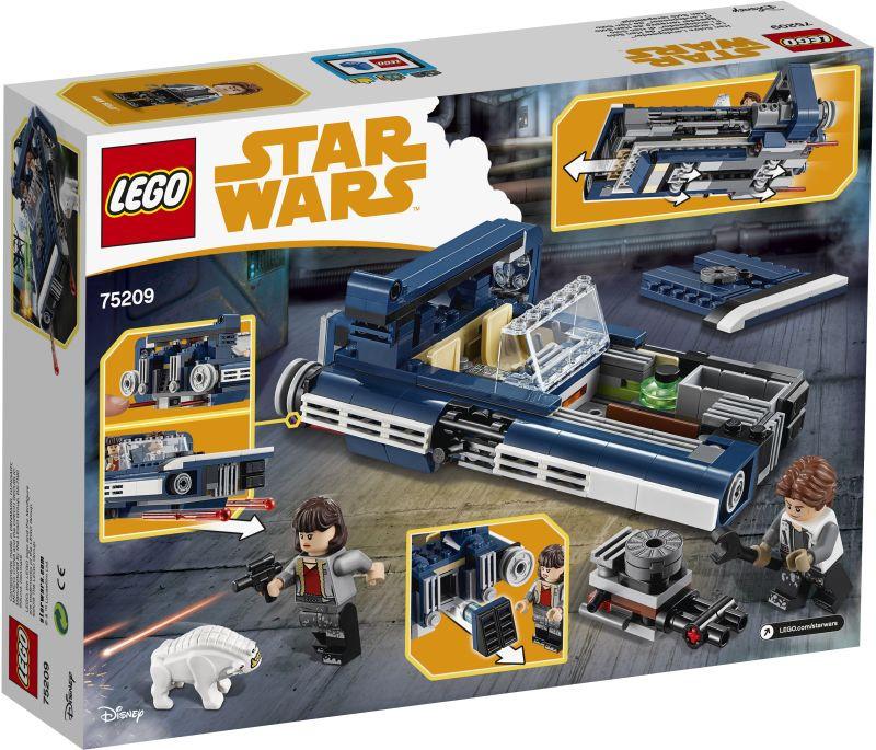 LEGO Star Wars Han Solo's Landspeeder (75209)