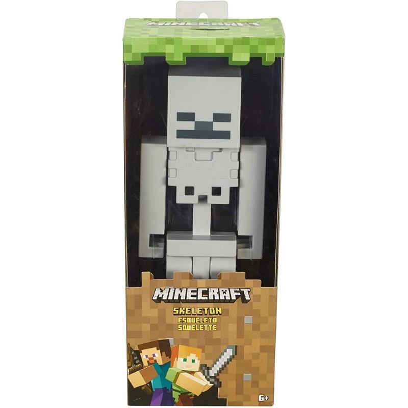 Mattel Minecraft Skeleton Φιγούρα 30 Εκ. FLC70 / GGR03