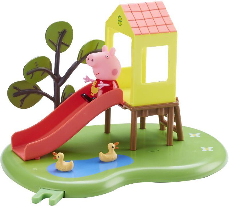 Peppa Pig Παιδική Χαρά (2 Σχέδια) (PPC21000)