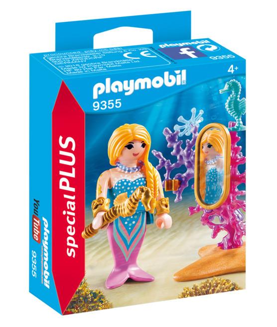 Playmobil Γοργόνα με καθρέφτη (9355)