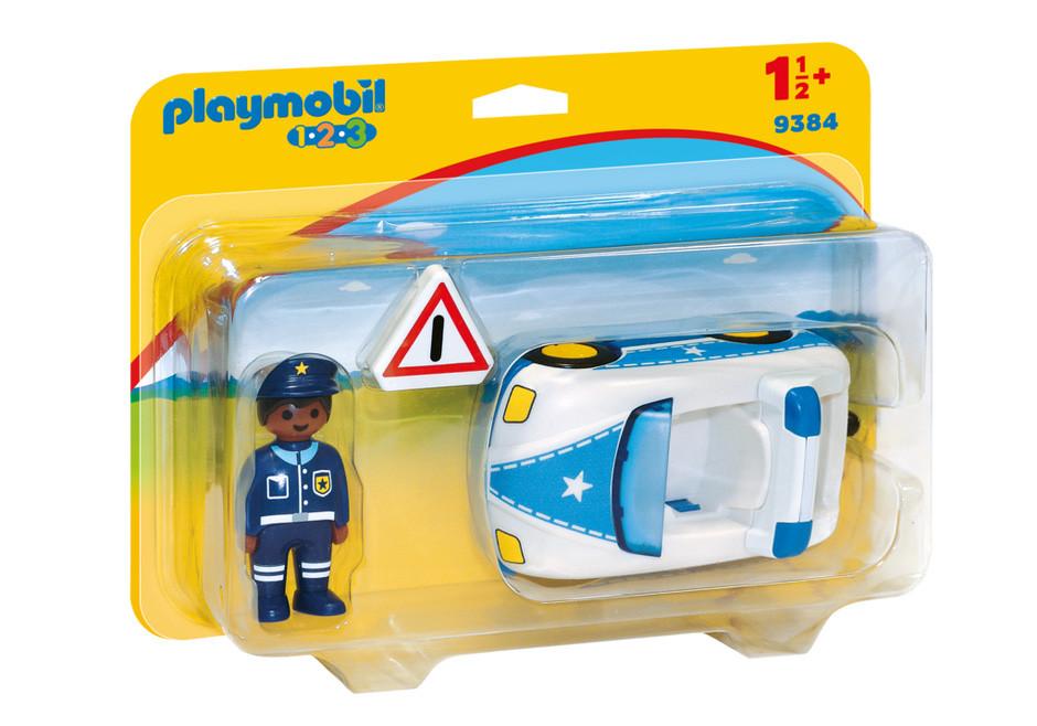 Playmobil Περιπολικό Αστυνομίας (9384)