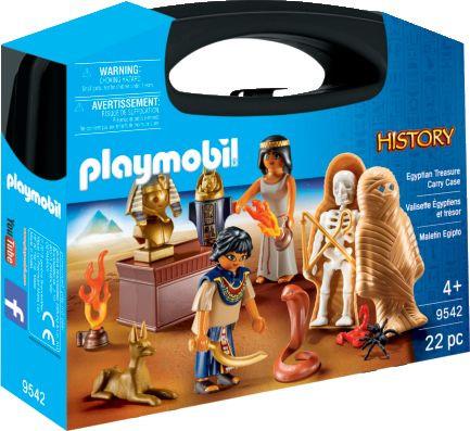 Playmobil Βαλιτσάκι Αρχαία Αίγυπτος (9542)