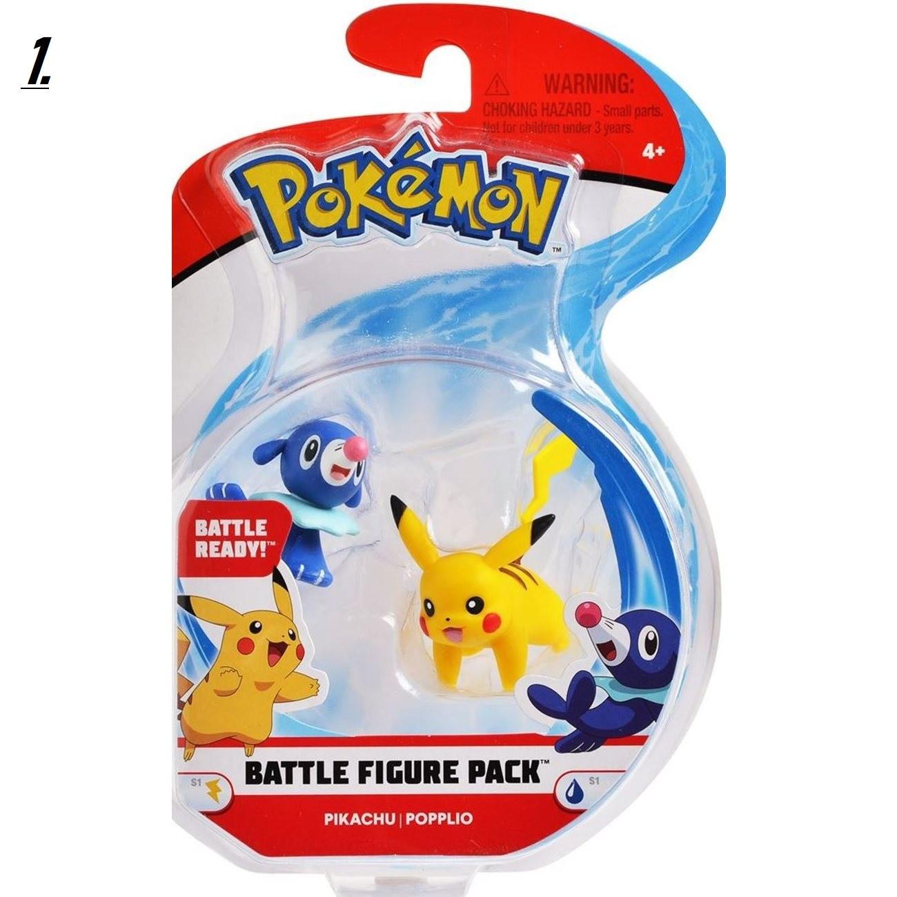 Pokémon Συλλεκτική Φιγούρα  5EK. 6 ΣΧΕΔΙΑ (PKE12000)
