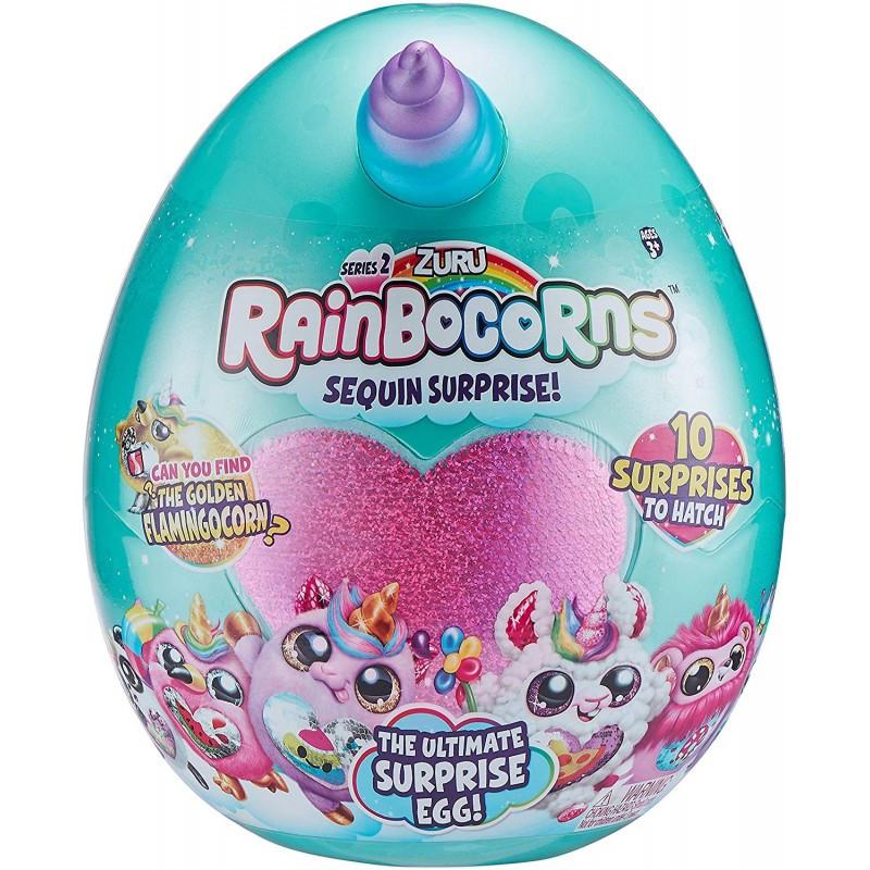 ZURU Rainbocorns Αυγό Λούτρινο 28Εκ Σειρά 2 - 13 Σχέδια 11809202