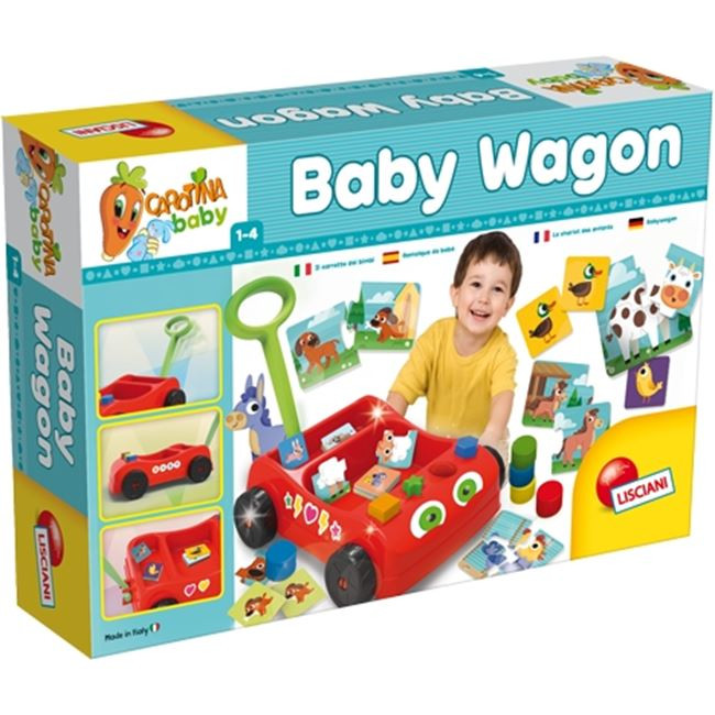 REAL FUN - CAROTINA BABY WAGON (57733)