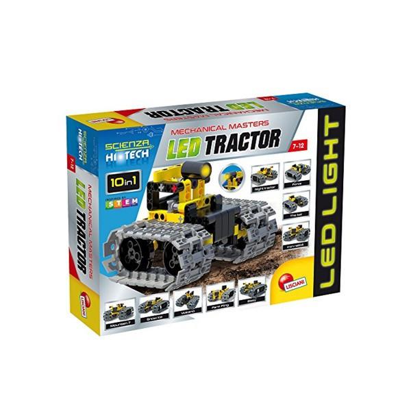 Real Fun - Hi Tech Mini Led Tractor (66124)
