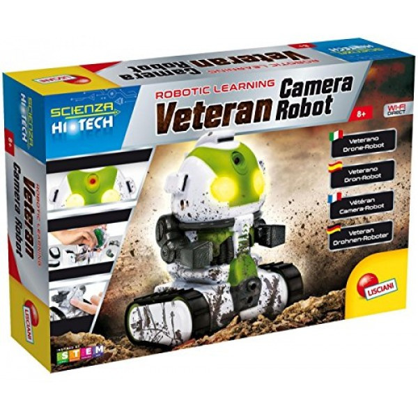 Real Fun - Veterano Drone Robot (66506)