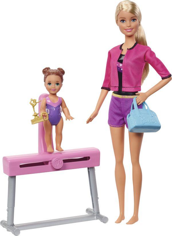 Barbie Γυμνάστρια (FXP39)