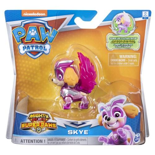 Paw Patrol Mighty Pups Super Paws Κουταβάκια Ήρωες Skye (054633)