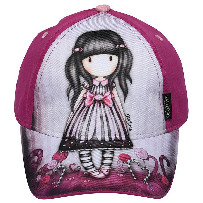 Santoro Gorjuss Καπέλο Παιδικό Sugar and Spice (SA01006)