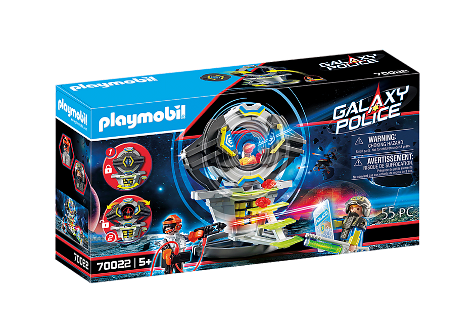 Playmobil Space θησαυροφυλάκιο 70022
