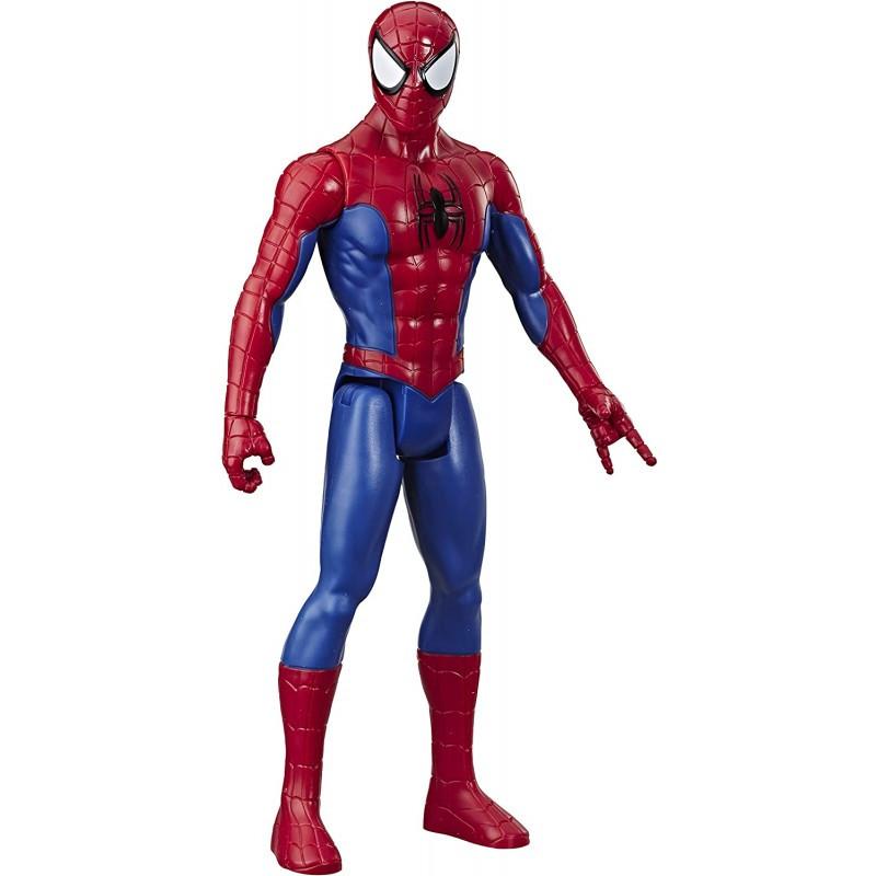 Avengers Titan Hero Power Fx-Spiderman 30cm (E7333)