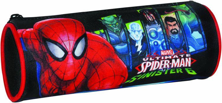 GIM Κασετίνα  Spiderman Sinister (337-66140)